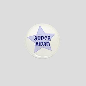 Super Aidan Mini Button
