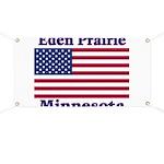 Eden Prairie Flag Banner
