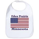 Eden Prairie Flag Bib