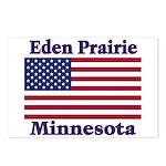Eden Prairie Flag Postcards (Package of 8)