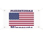 Minnetonka Flag Banner