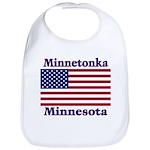 Minnetonka Flag Bib