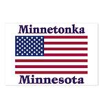 Minnetonka Flag Postcards (Package of 8)