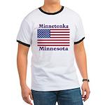 Minnetonka Flag Ringer T
