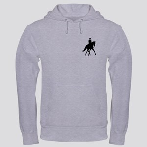 Half-pass Silhouette Hooded Sweatshirt