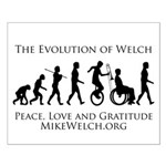 Mike Welch Poster