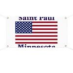 Saint Paul Flag Banner