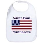Saint Paul Flag Bib