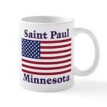 Saint Paul Flag Mug