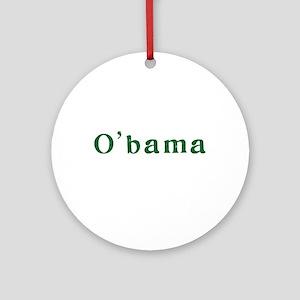 O'bama - Ornament (Round)