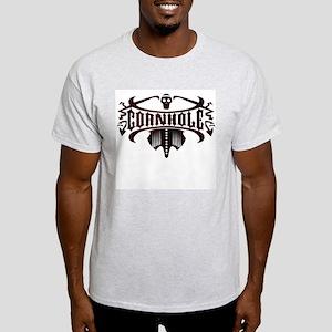 Tribal Cornhole Light T-Shirt