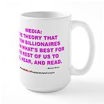 Media Large Mug