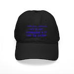 Last Official Act Black Cap