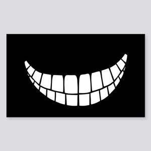 Grin II Sticker (Rectangle)