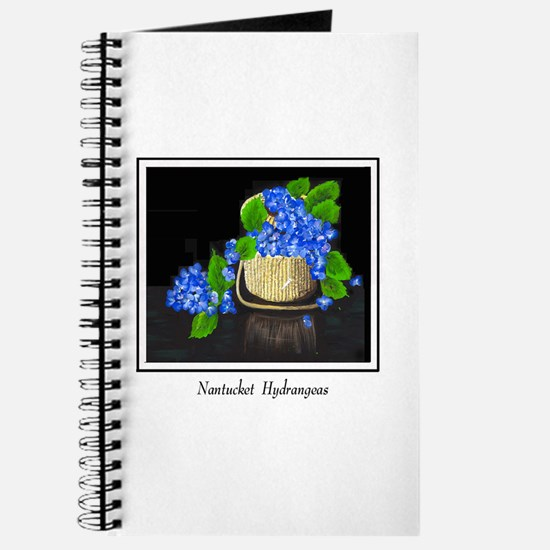 Nantucket Hydrangeas Journal