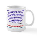 POLITICALPOWER Mug