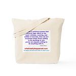 POLITICALPOWER Tote Bag