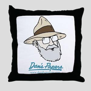 Dan Man Throw Pillow