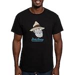 Dan Man Men's Fitted T-Shirt (dark)