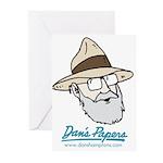 Dan Man Greeting Cards (Pk of 20)