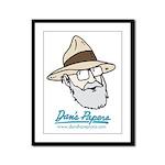 Dan Man Framed Panel Print