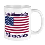 Lake Minnetonka Flag Mug