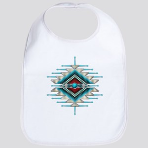Native American Beadwork 20 Baby Bib