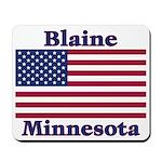 Blaine Flag Mousepad