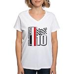 GT2 Women's V-Neck T-Shirt