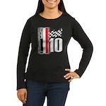 GT2 Women's Long Sleeve Dark T-Shirt