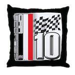 GT2 Throw Pillow