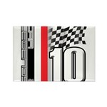GT2 Rectangle Magnet (100 pack)