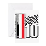 GT2 Greeting Cards (Pk of 10)