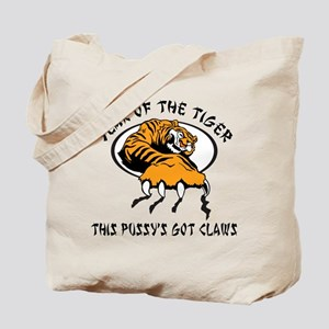 Naughty Year of The Tiger Women's Tote Bag