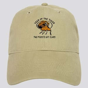 Naughty Year of The Tiger Women's Cap