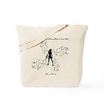 Basic Black Tote Bag