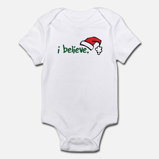 i believe. Infant Bodysuit