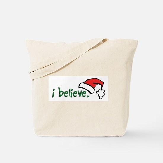 i believe. Tote Bag