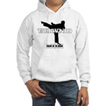 Taekwondo Mom Hooded Sweatshirt