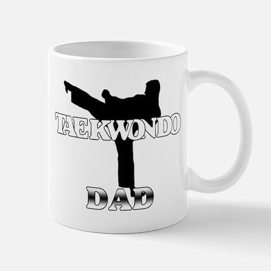 Taekwondo Dad Mug