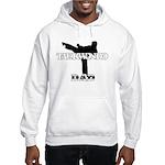 Taekwondo Dad Hooded Sweatshirt