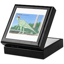 Lambeosaurus Keepsake Box