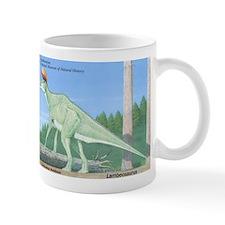 Lambeosaurus Mug