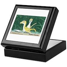 Troodon formosis Keepsake Box