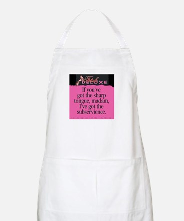 Subservience BBQ Apron