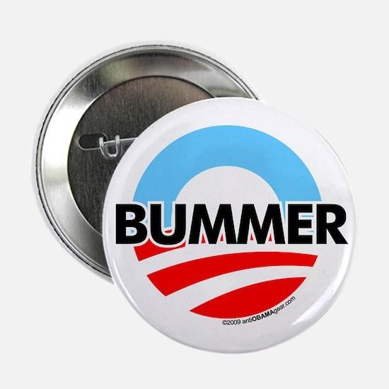 "O-Bummer Anti-Obama 2.25"" Button"