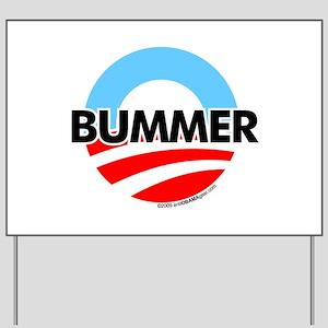 O-Bummer Anti-Obama Yard Sign