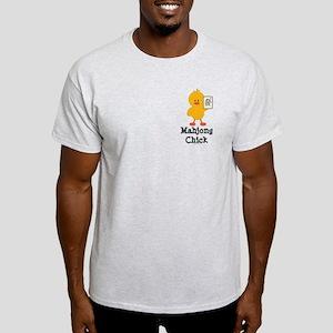 Mahjong Chick Light T-Shirt