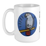 LAZY BIBI Large Mug