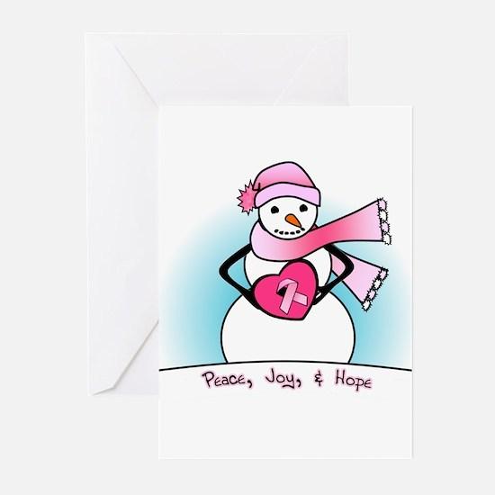 Peace, Joy, & Hope Greeting Cards (Pk of 10)